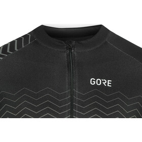 GORE WEAR C3 Jersey Uomo, black/graphite grey